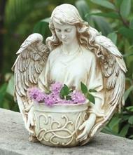 Joseph's Studio Angel Bust Planter