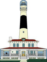 Absecon Lighthouse, Atlantic City New Jersey