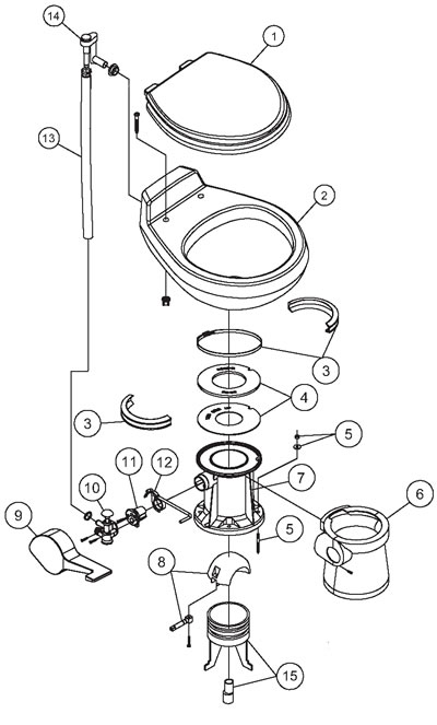 marine head plumbing diagram  marine  get free image about wiring diagram