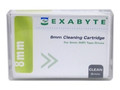Exabyte 309258 -8mm cleaning cartridge, 18 pass