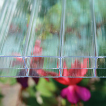 16mm TripleWall Polycarbonate Panels Use for greenhouses, patio covers, wind breaks, and walls.