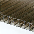 16mm Bronze 5-XWall Polycarbonate Sheet Lightweight with high R Values