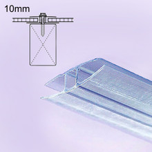 10mm Polycarbonate Joiner Cap, 12 ft. - Easily join panels with H channels in clear polycarbonate. Perfect for connecting panels and attaching to wooden frames.