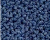 J H S Rimini Carpet Tiles 107 Electric Blue