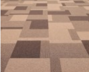 J H S Triumph Random Tile Carpet Tiles 412092 Brown