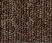 J H S Urban Space Carpet Tiles 670 Milk Chocolate