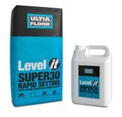 Instarmarc Ultrafloor Level IT Super 30 Bag & Bottle