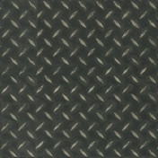 Black Treadplate 8122