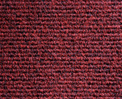 Heckmondwike Broadrib Carpet Tiles Claret