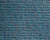 Heckmondwike Broadrib Carpet Tiles Cobalt