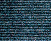 Heckmondwike Broadrib Carpet Tiles Indigo
