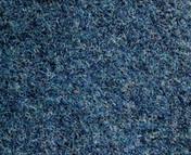 Heckmondwike Wellington Velour Carpet Tiles Petrol Blue