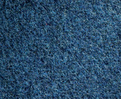 Heckmondwike Wellington Velour Carpet Tiles Sapphire