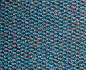 Heckmondwike Hobnail Carpet Tiles Cobalt