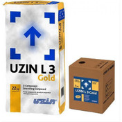Uzin L3 Gold 2 Component Smoothing Compound 27 Kg