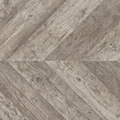 Polyflor Expona Flow PUR Grey Weathered Chevron 9829
