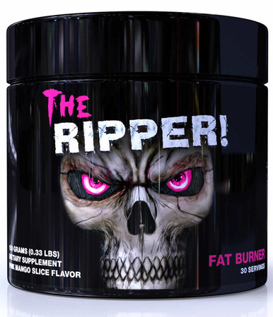 Cobra Labs THE RIPPER - The Ultimate Fat Burner