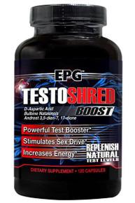 EPG Testoshred