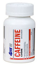 4EVER FIT Caffeine 200mg - 100 Tablets