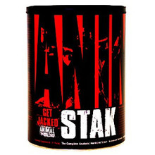 Universal Nutrition Animal Stak 2, 21 paks