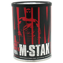 Universal Nutrition Animal M-Stak, 21 paks