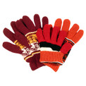 Knit Reversible Gloves Assorted Shades Adult (7)