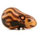 "Gourd Guinea Pig 5"" Carving Natural"