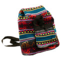 Manta Children's Cotton Back Pack Assorted Colors Peru