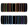 Friendship Bracelets - Tube Bag of 50 Assorted Wholesale