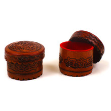 Leather Ring Box