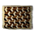 Alpaca Fur Rug - Design 35