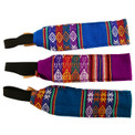 Manta Headband Hand Woven Cotton Adjustable Hair Band