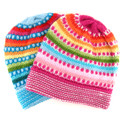 Alpaca Child Dots Beanie One Size Assorted Colors Extra Light and Soft