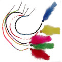 Hair Extensions - Feather (Bag of 10)