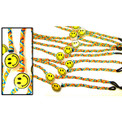 Friendship Bracelets Beaded - Smiley Face