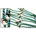 Friendship Bracelets Beaded - Ying Yang