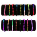 Friendship Bracelets - Spiral Pack of 50