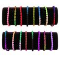 Friendship Bracelets - Spiral Pack of 50