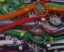 Friendship Bracelets Assorted Colors