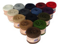 100% Alpaca Yarn Skeins in a Variety of Natural and Dyed Colors