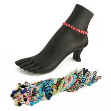 Daisy Chain Anklet - One Dozen