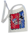Canvas Sugar Skull Tote Style 6 Calavera Skull tote bag, Day of the Dead tote bag, Sugar Skull bag, Skull bag, la muerta bag, Library bag, Reusable shopping bag,