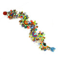 Beaded Multicolored Bracelet BR258-101