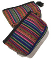 Assorted Make Up Pouch Zippered Peru Artisan Made