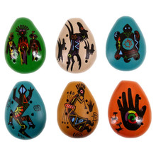 An assortment of six Native American designs
