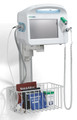 4701-62 Welch Allyn Wall Mount with Basket for Spot Vital Signs LXI
