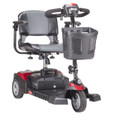 sfscout3-ext Drive Medical Scout Compact Travel Power Scooter 3 Wheel Extended Battery