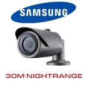 Samsung Bullet 1080p -adjustable 2.8 - 12mm lens and 30m NightRange