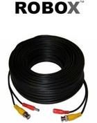 40 metre High grade plug & play CCTV cable