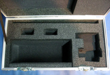 Arri Matte Box  MMB-1 and Follow Focus FF-4 Combo Custom ATA Shipping Case - Interior View Base